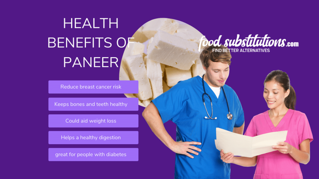 paneer health benefits