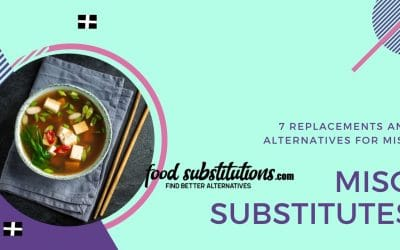 Miso Substitutes – 7 Replacements And Alternatives
