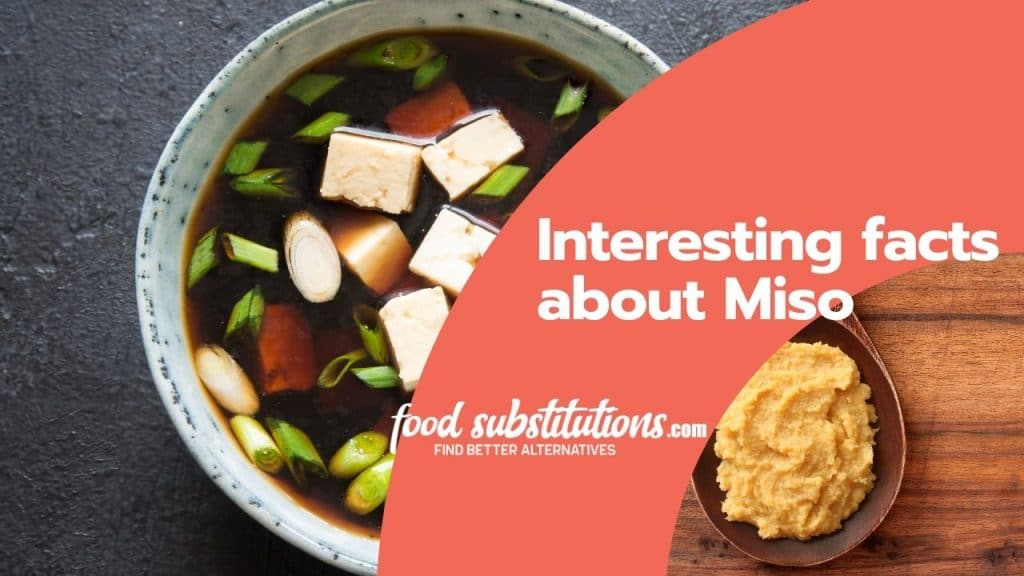 miso interesting facts