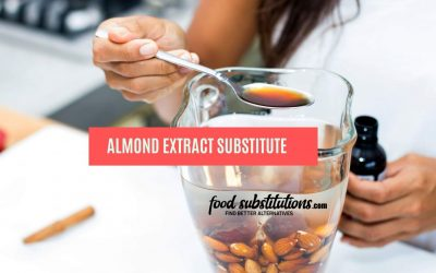 Almond Extract Substitute – 3 Replacements And Alternatives